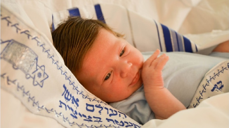 Nombres judíos para tu bebé