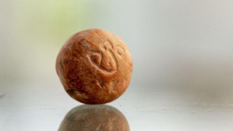 peso de piedra
