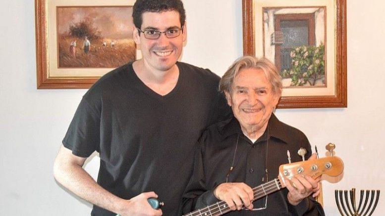 sobreviviente del Holocausto brasileño