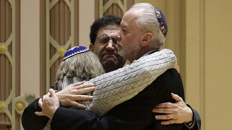 comunidad judía de Pittsburgh