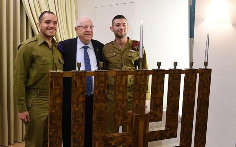 """El presidente alemán dice que la comunidad judía es """"un regalo"""" 2"""