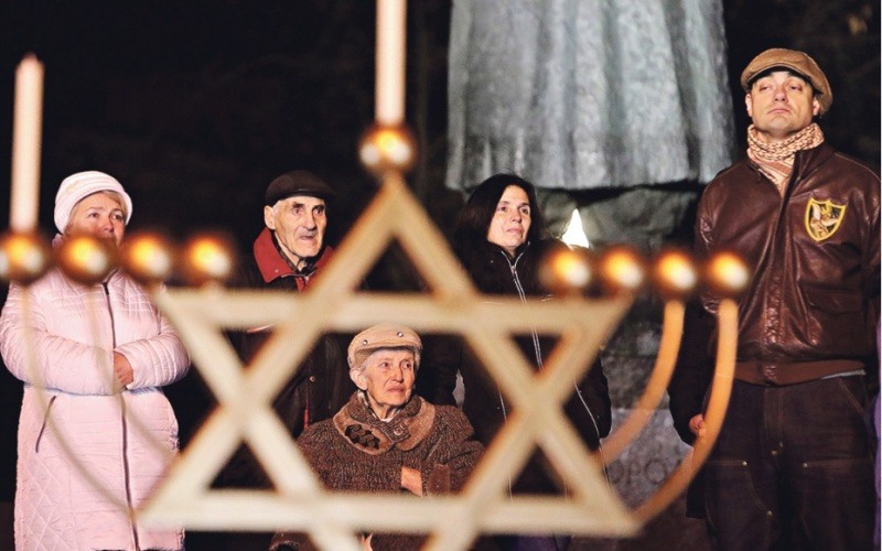 judíos de Ucrania