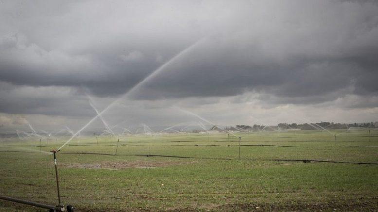 agua de Israel