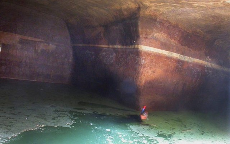 Complejo subterráneo de cisternas de 1.500 años de antigüedad encontrado bajo el patio de Jerusalén 3
