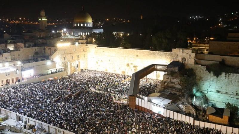 población de Israel