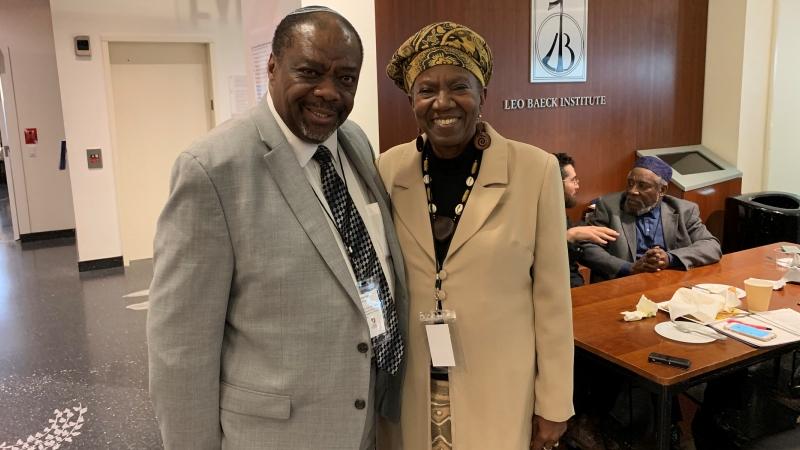 comunidades judías africanas
