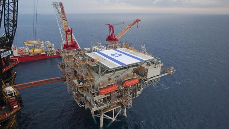 campos de gas natural