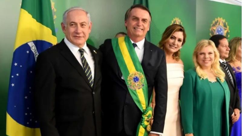 Israel envía un grupo para ayudar a Brasil a combatir los incendios en la Amazonia