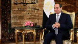 El presidente de Egipto dice que proporcionará sinagogas si una comunidad judía reaparece allí