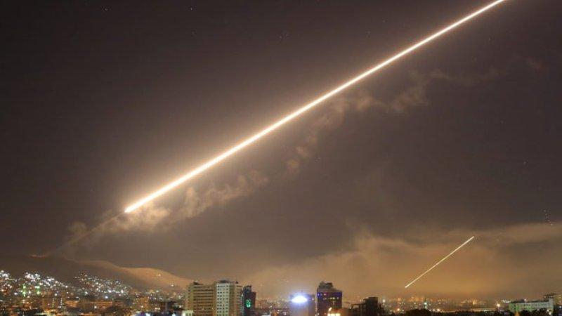 Israel atacó