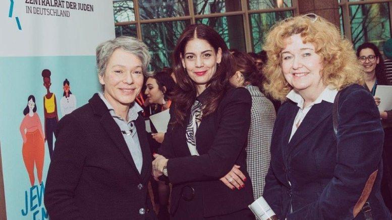 En Alemania multitud de mujeres judías se reúnen para la primera cumbre de empoderamiento femenino