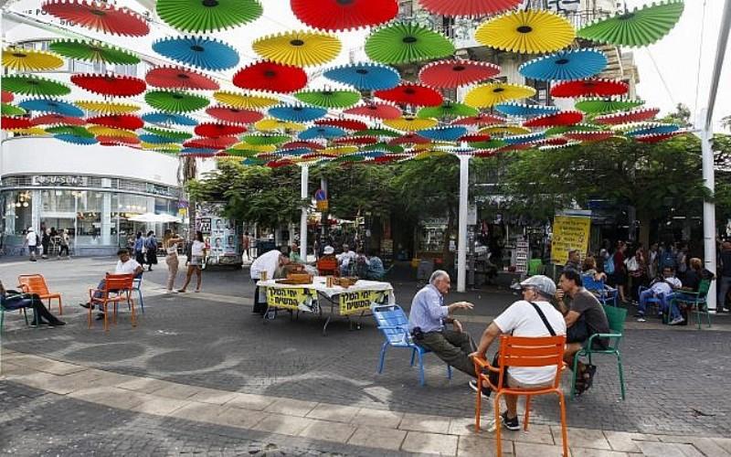 """Tel Aviv es el número 21 en el ranking mundial de """"mejores ciudades"""", primero en Medio Oriente 1"""