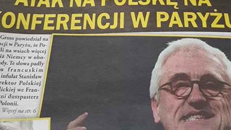 periódico polaco