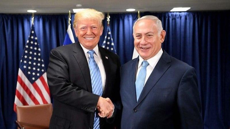Netanyahu y Trump