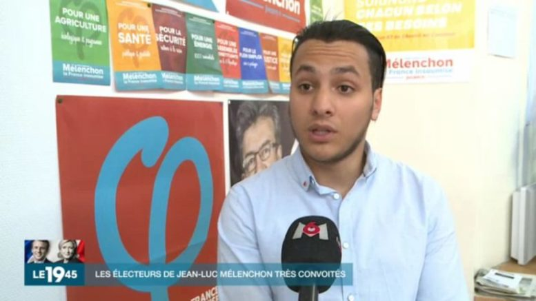 Político francés de extrema izquierda