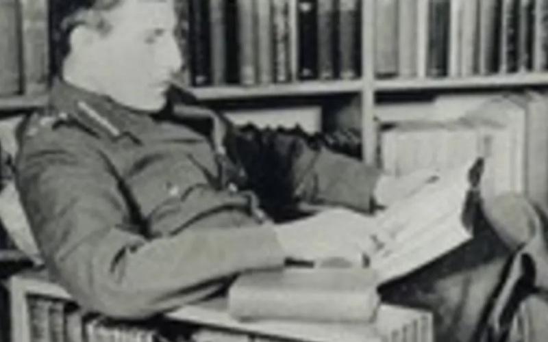 oficial británico