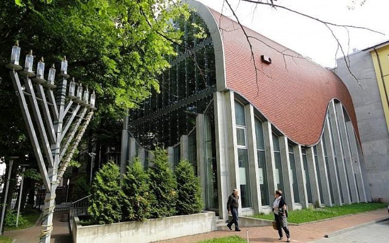 Sinagoga de Tallin