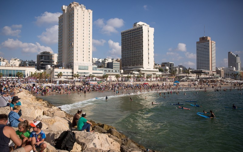 Tel Aviv se
