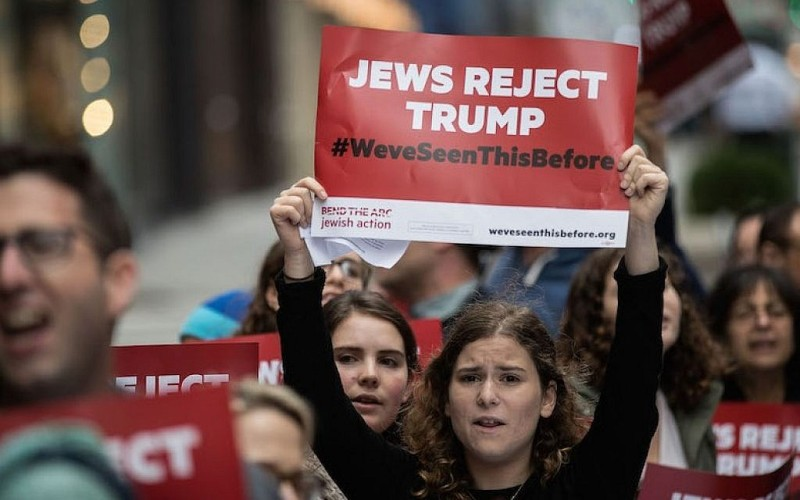 Trump afirma que los judíos