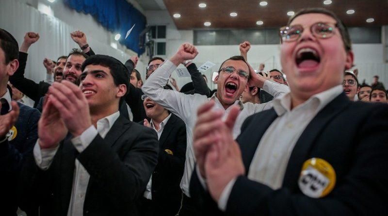 2 partidos ultraortodoxos dicen que están con Netanyahu, facilitando su camino a la reelección 3