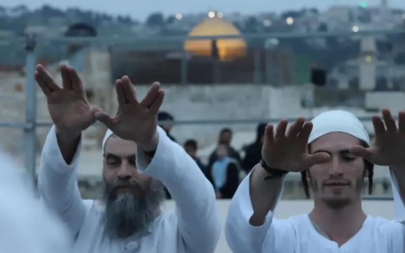 Se recrea en Jerusalén la celebración de la Pascua del Templo 3