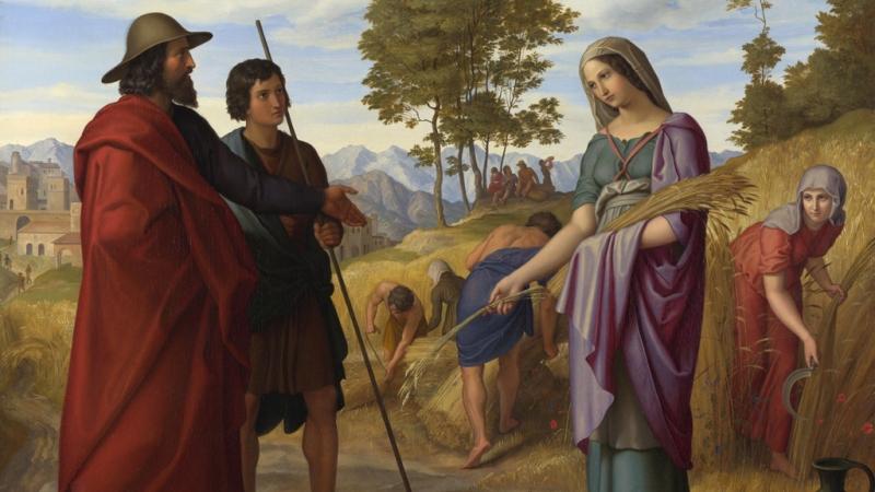 Por qué leemos el libro de Ruth en Shavuot