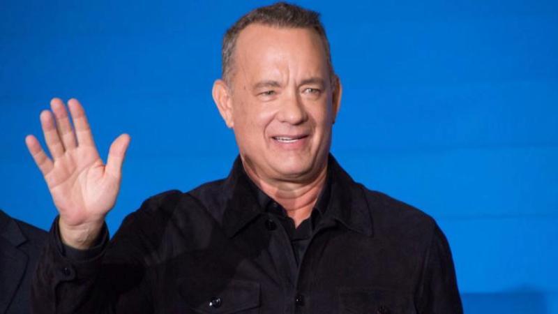 Tom Hanks en 2016