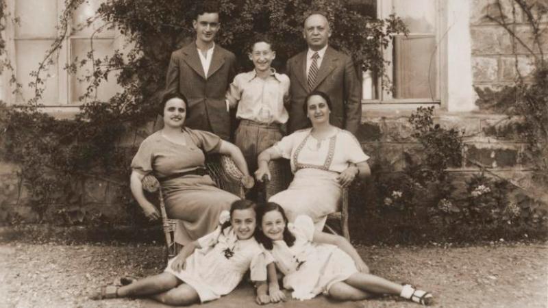 familia judía