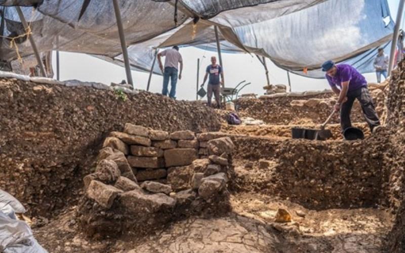Asentamiento prehistórico de 9.000 años de antigüedad fue descubierto cerca de Jerusalén