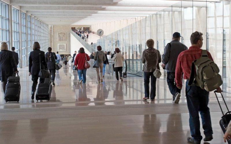 Aeropuerto Internacional Ben-Gurion.
