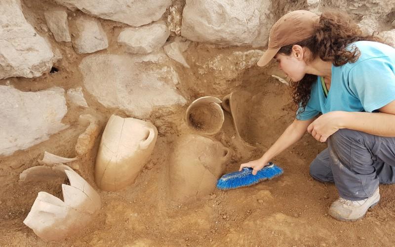 Los arqueólogos dicen que encontraron una ciudad donde el futuro rey David se refugió de Saúl