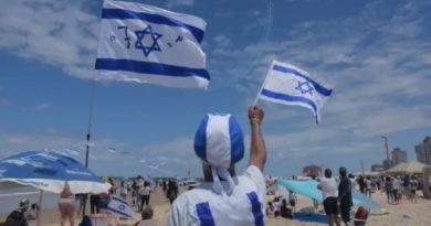turistas en Israel