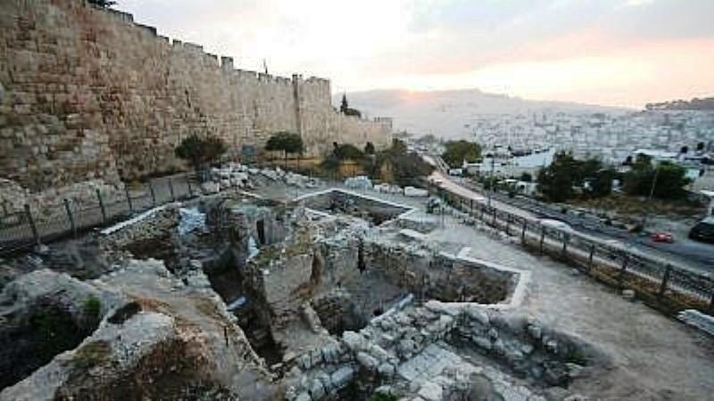 Los nuevos hallazgos de Jerusalén son evidencia de asedio babilónico, dicen los arqueólogos