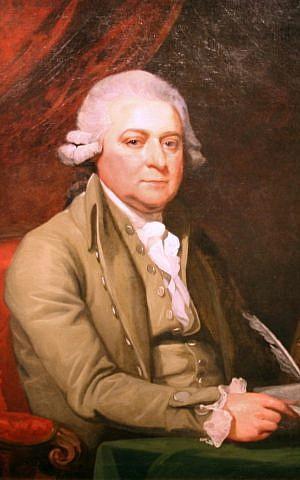 Hace 200 años, John Adams promovió un estado judío en Tierra Santa