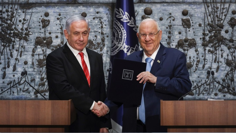 Netanyahu es nominado para formar el gobierno de Israelpara formar el gobierno de Israel