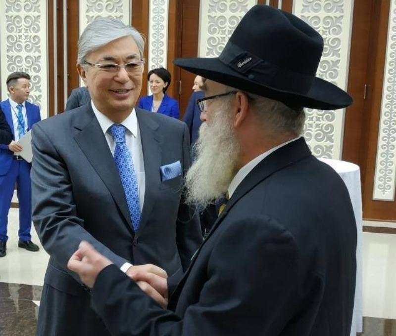 Las relaciones entre Israel y Kazajistán continúan expandiéndose