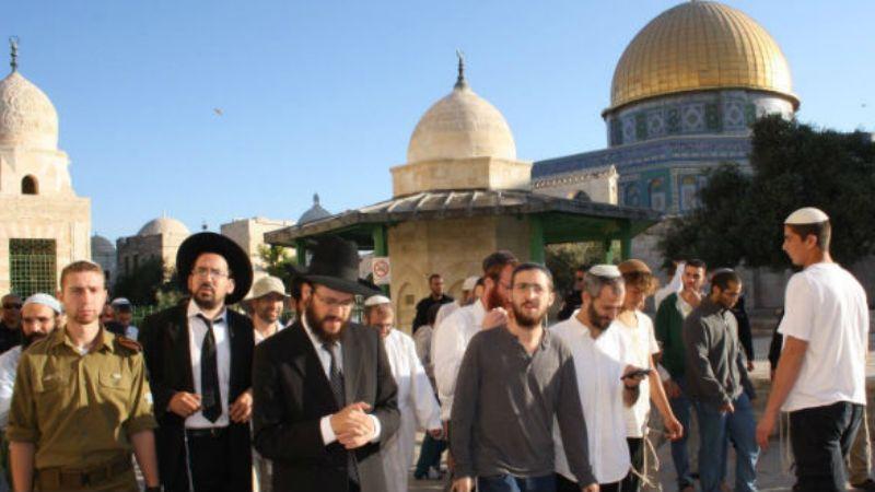 El Monte del Templo ve un aumento del 66 por ciento en visitantes judíos en Janucá este año