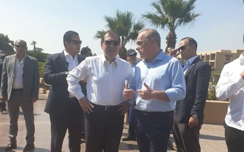 Israel comienza a exportar gas natural a Egipto