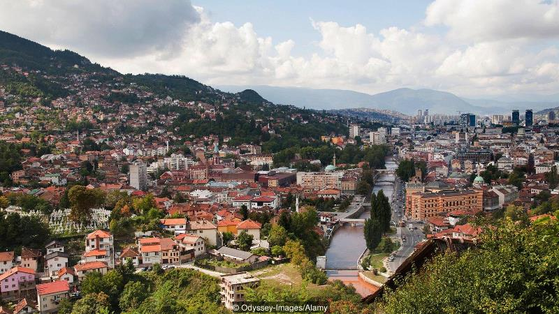 Los bosnios que hablan español medieval