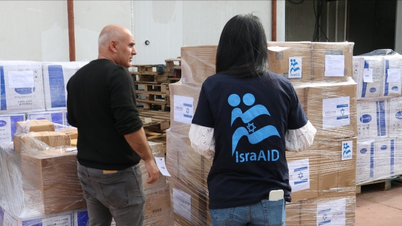 Israel envía equipo de protección contra el coronavirus a China