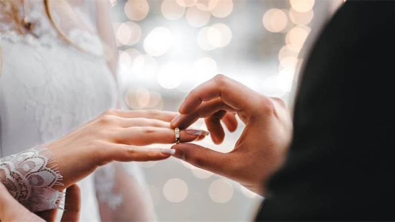 Todo sobre los anillos de bodas para novios judíos