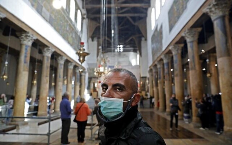 La Autoridad Palestina cierra Cisjordania e Israel pone en cuarentena a Belén después de encontrar coronavirus