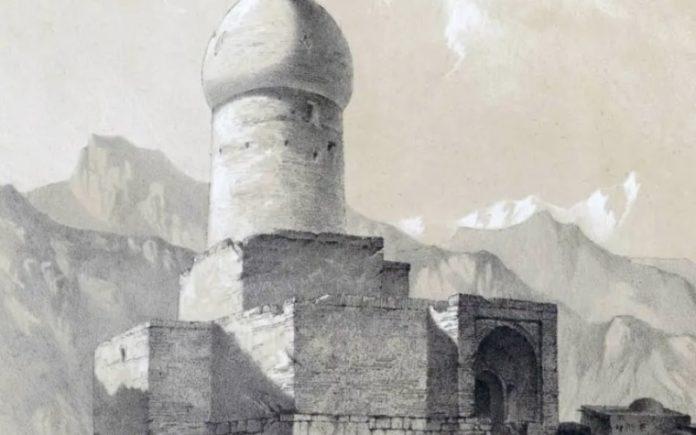 tumba de Ester y Mardoqueo