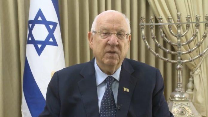 presidente de Israel