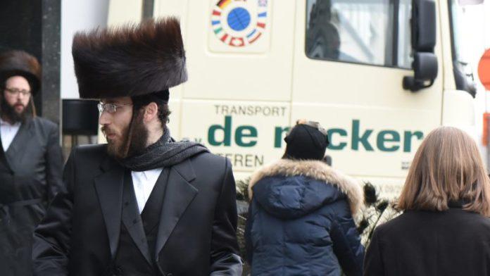 comunidad judía de Amberes