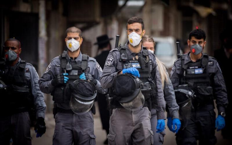 Ministerio de Salud dijo que cerca de imponer un cierre a Bnei Brak