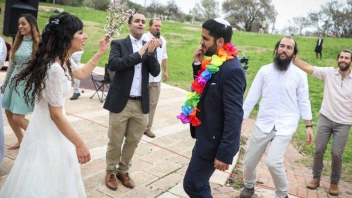 israelíes celebran la vida