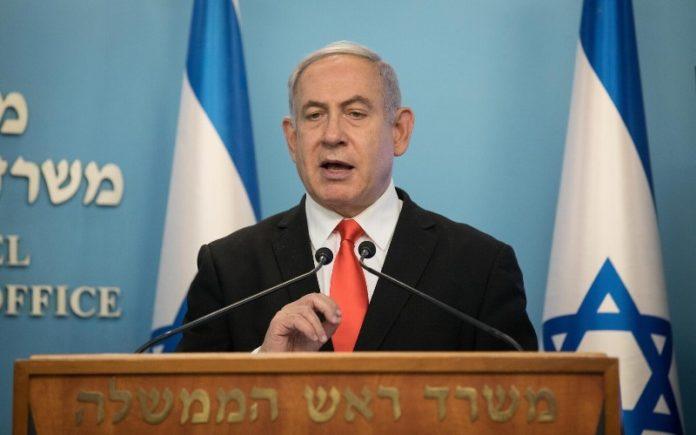 Netanyahu le dice a los israelíes: ahora es una orden, debes quedarte en casa