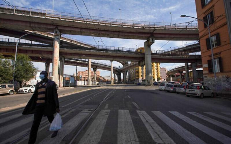 El número de muertos en Italia supera a China a medida que se propaga el coronavirus