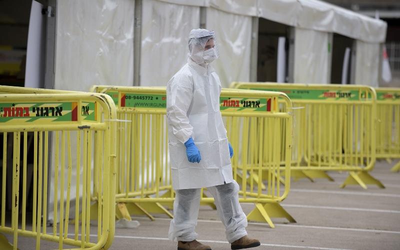 Se abren sitios de prueba del coronavirus en Haifa, Jerusalén y Beerseba